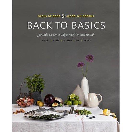 Back to basics - Jacob-Jan Boerma |