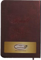D1023-3 Dreamnotes notitieboek Manuscript 13 x 9 cm diep rood