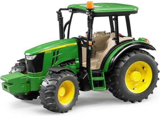 Afbeelding van Tractor Bruder John Deere 5115M speelgoed