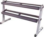 Dumbbell Rack Body-Solid GDR60 - opbergrek voor gewichten