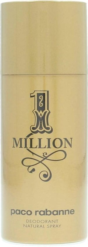 PACO RABANNE 1 MILLION - 150ML - Deodorant