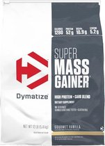 Dymatize Super Mass Gainer - 5232 g (16 shakes) - Rich Chocolate