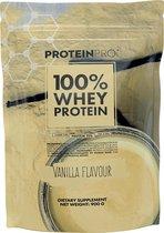 FCB Sweden Protein Pro Whey - Eiwitpoeder / Eiwitshake - Vanille