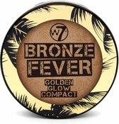 W7 Compact Bronzer - Bronze Fever Golden Glow 14gr