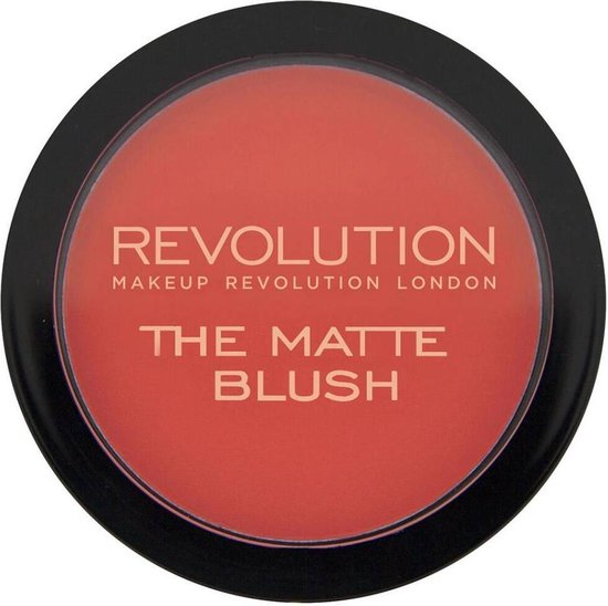 Makeup Revolution The Matte Blush - New Rules