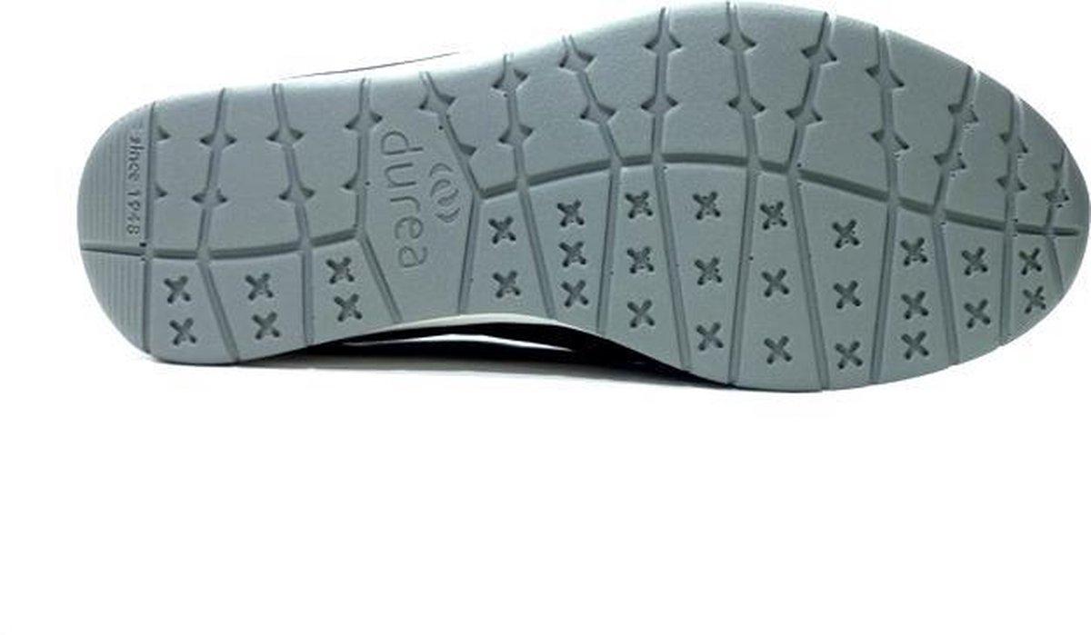 Durea 6210 475 H Veterschoenen Donkerblauw Zwart 38.5 Sneakers