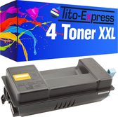 PlatinumSerie® 4 toner XXL black alternatief voor Kyocera Mita TK-3110 60.000 pagina 's