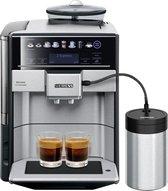 Siemens EQ.6 plus extraKlasse TE657F03DE - Espressomachine - RVS
