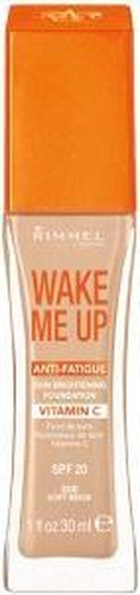 Rimmel - Wake Me Up Foundation - Soft Beige - Beige