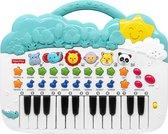 Fisher Price Dierenpiano – Interactief speelgoed - Dierengeluiden - Kinderliedjes – Muziekinstrument - Speelgoed voor kinderen vanaf 1 jaar