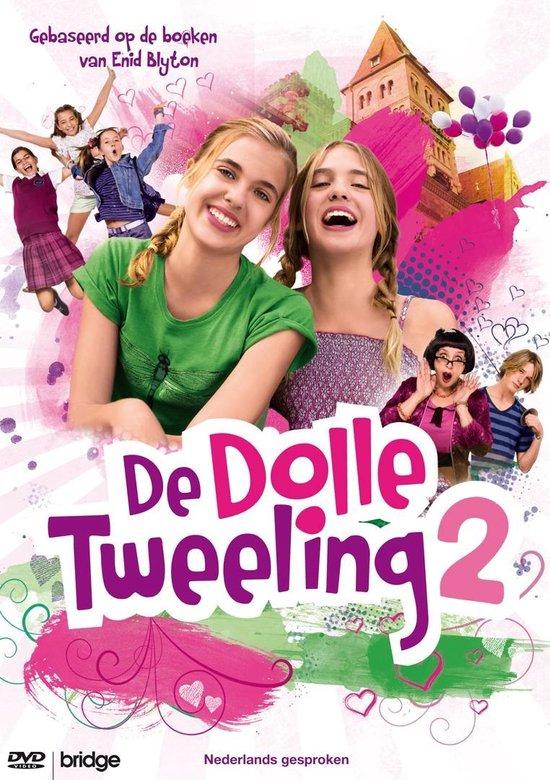 Cover van de film 'De Dolle Tweeling 2'
