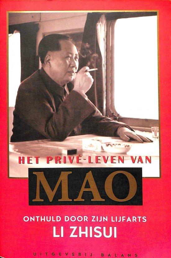 Boek cover Het prive-leven van Mao van Li Zhisui (Paperback)