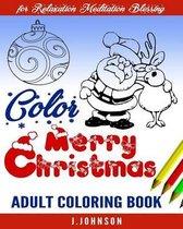 Color Merry Christmas