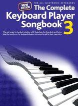 Afbeelding van The Complete Keyboard Player: New Songbook #3