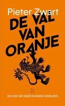 Boek cover De val van Oranje van Pieter Zwart