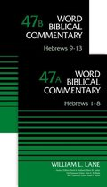 Boek cover Hebrews (2-Volume Set---47A and 47B) van William L. Lane