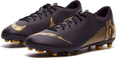 Nike Sportschoenen - Maat 42 - Unisex - zwart/oranje/goud