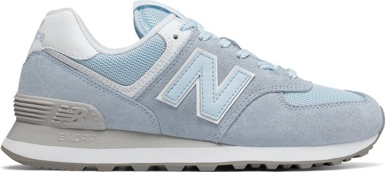 New Balance 574 Sneakers Dames - Blue - Maat 40