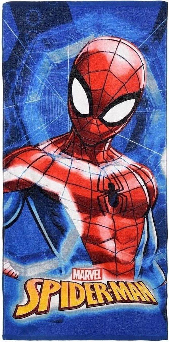 Spiderman Strandlaken Suit - 70x140 - Multi - Spider-Man