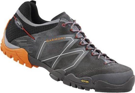 Garmont wandelschoenen Sticky Stone GTX® Cat A - DonkerGrijs-Oranje - 45