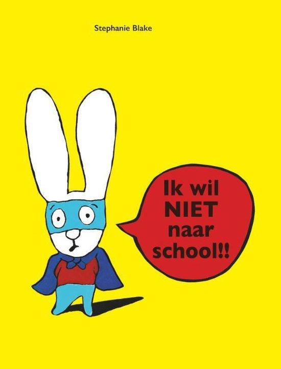 Kakaworstje  -   Ik wil NIET naar school!!