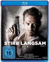 Die Hard 1-5 (Blu-ray)
