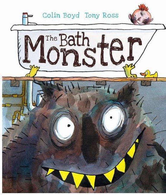 Bath Monster