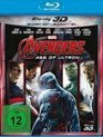 Avengers: Age of Ultron (3D & 2D Blu-ray) (Import)