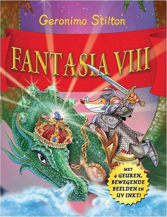 Afbeelding van Fantasia 8 - Fantasia VIII speelgoed
