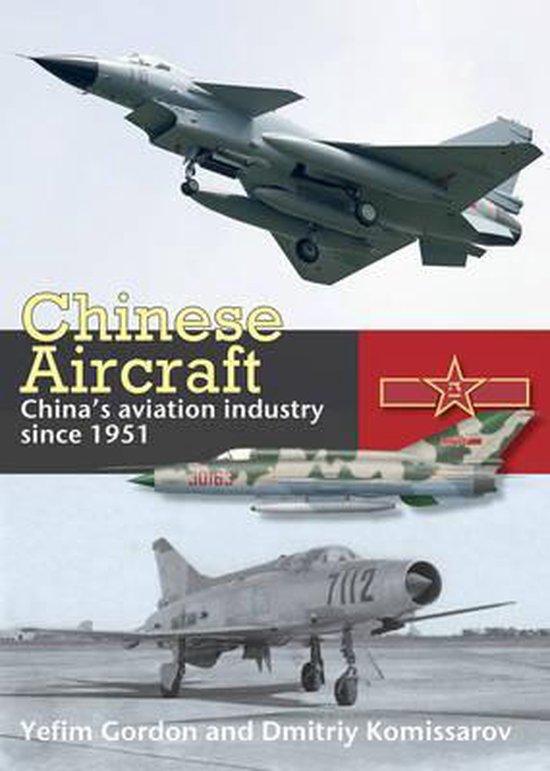 Boek cover Chinese Aircraft van Yefim Gordon (Hardcover)