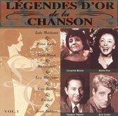 Légendes d'Or de la Chanson, Vol. 1 [Disky 866722]