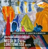 Mozart: Missa in D, KV 194; Loretomesse, KV 275