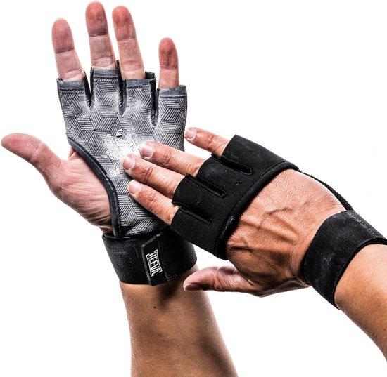 Sporthandschoenen Unisex – Zwart – Maat S