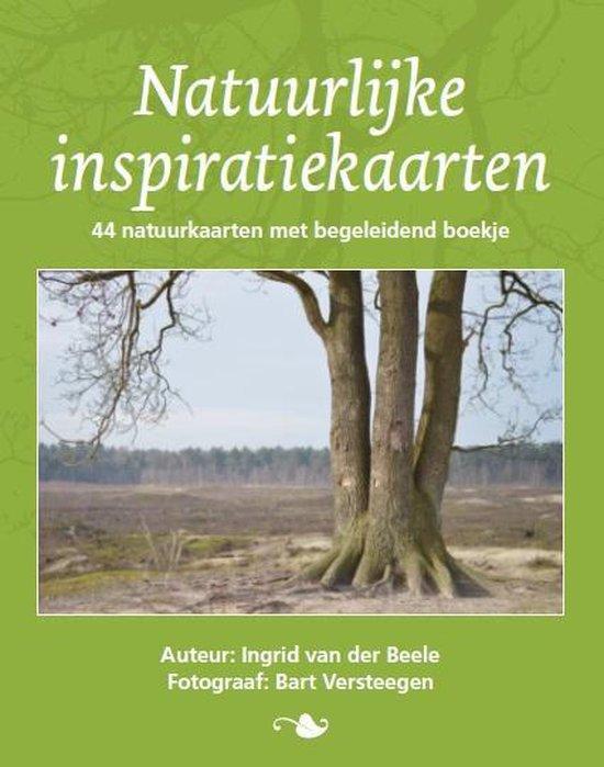 Natuurlijke inspiratiekaarten - Ingrid van der Beele | Readingchampions.org.uk