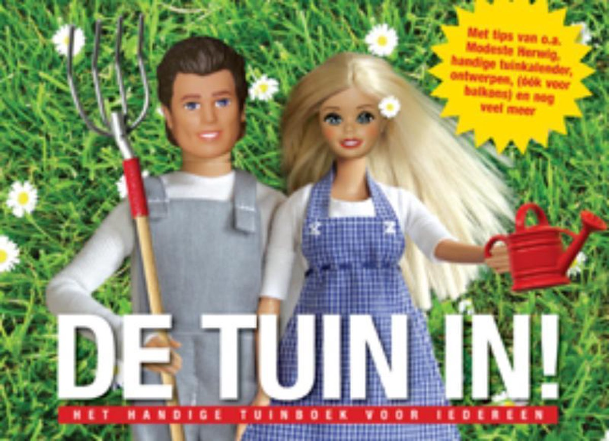 De Tuin In ! / Druk Heruitgave