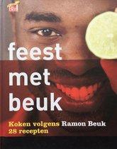 Boek cover Feest met beuk van Ramon Beuk