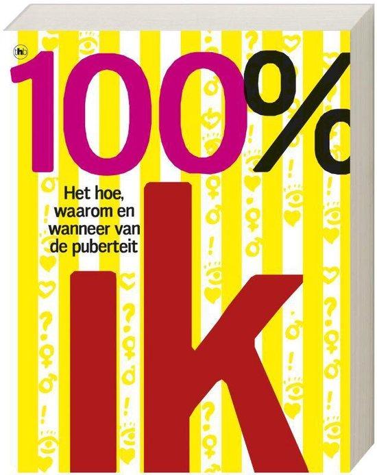 Cover van het boek '100% Ik' van E. Greenwood en A. Cox
