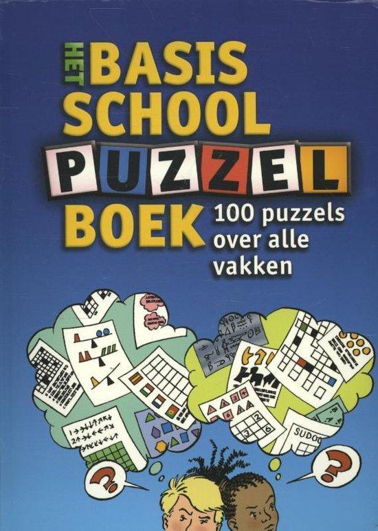 Het basisschool puzzelboek - Wim Daniëls |