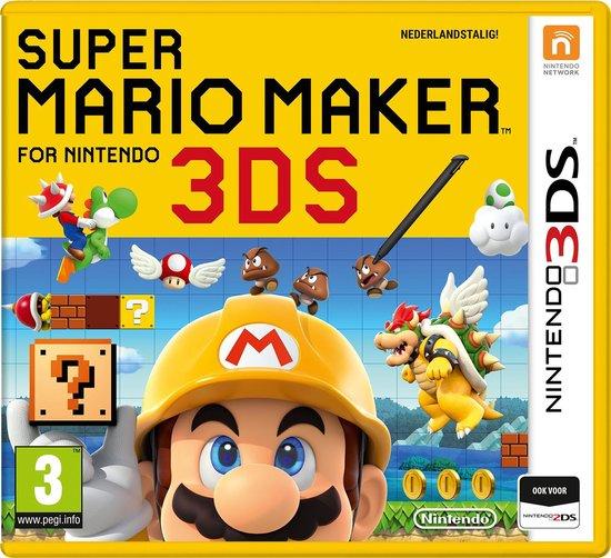 Super Mario Maker - 3DS / 2DS