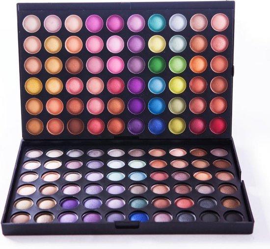 Uitgebreid Oogschaduw Palette - 120 Kleuren