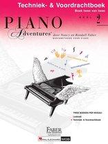 Piano Adventures | Deel 2 Techniek- & Voordrachtboek