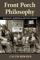 Front Porch Philosophy