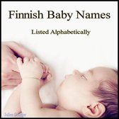Finnish Baby Names