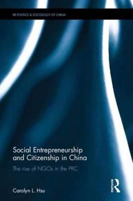 Social Entrepreneurship and Citizenship in China