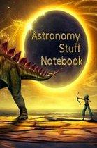 Astronomy Stuff Notebook