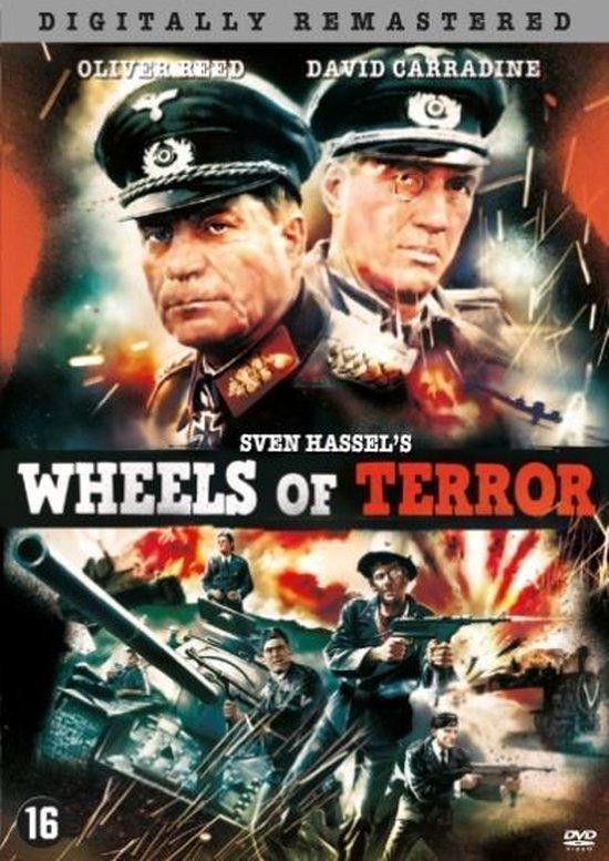 Cover van de film 'Wheels Of Terror'