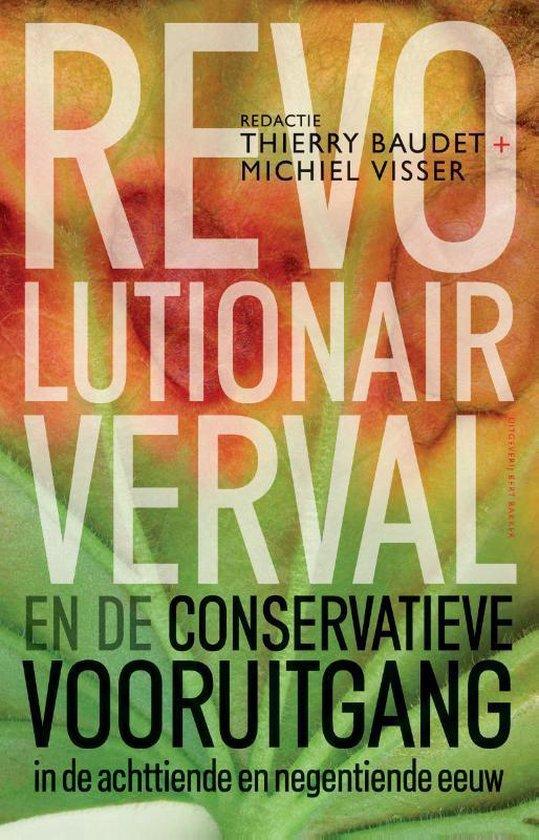 Boek cover Revolutionair verval van Thierry Baudet