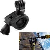 Fiets motorfiets houder stuurhouder voor GoPro Hero4 / 3+ / 3/2/1 / SJCAM SJ4000 / SJ 5000 / SJ6000