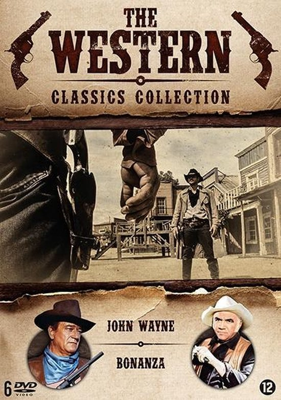 The Western Classics Collection - 6DVD