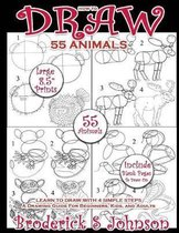 How To Draw 55 Animals